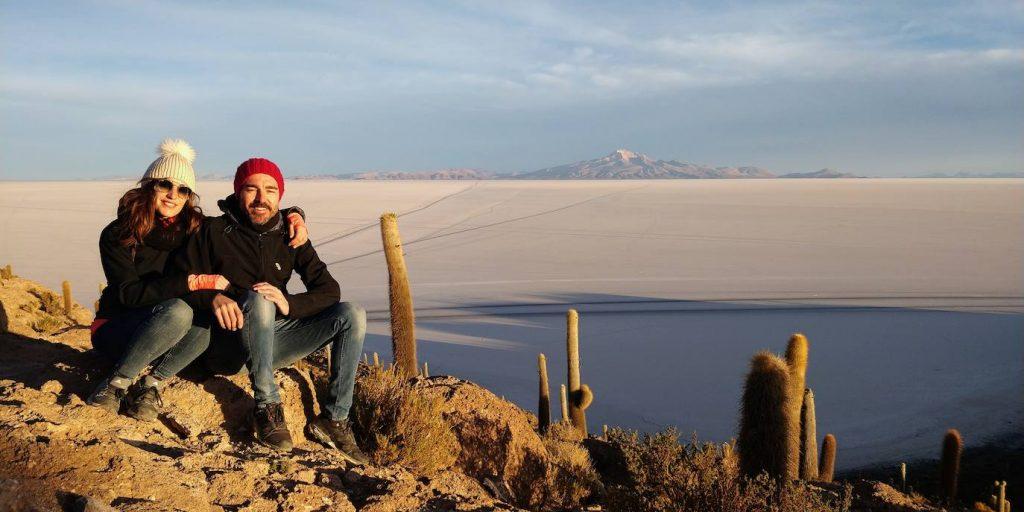 Salar de Uyuni, Bolivia, blog 'La vida en el aire'