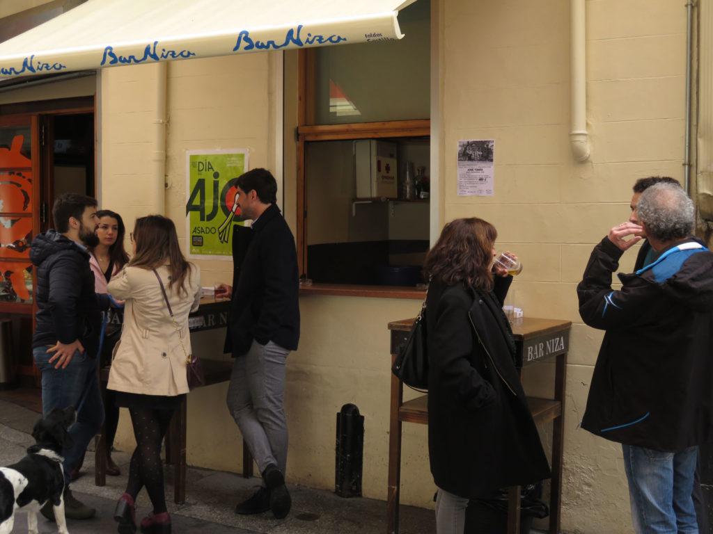 Bar Niza de Arnedo. Foto de Ernesto Pascual