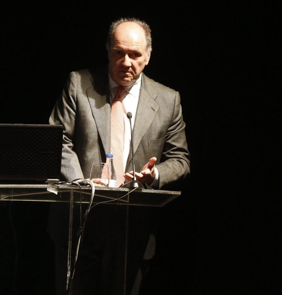 Pablo Álvarez, en una imagen del año 2016. Foto: Gabriel Villamil