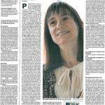 mercedes garcialaso en Diario de Navarra 2017-04-05